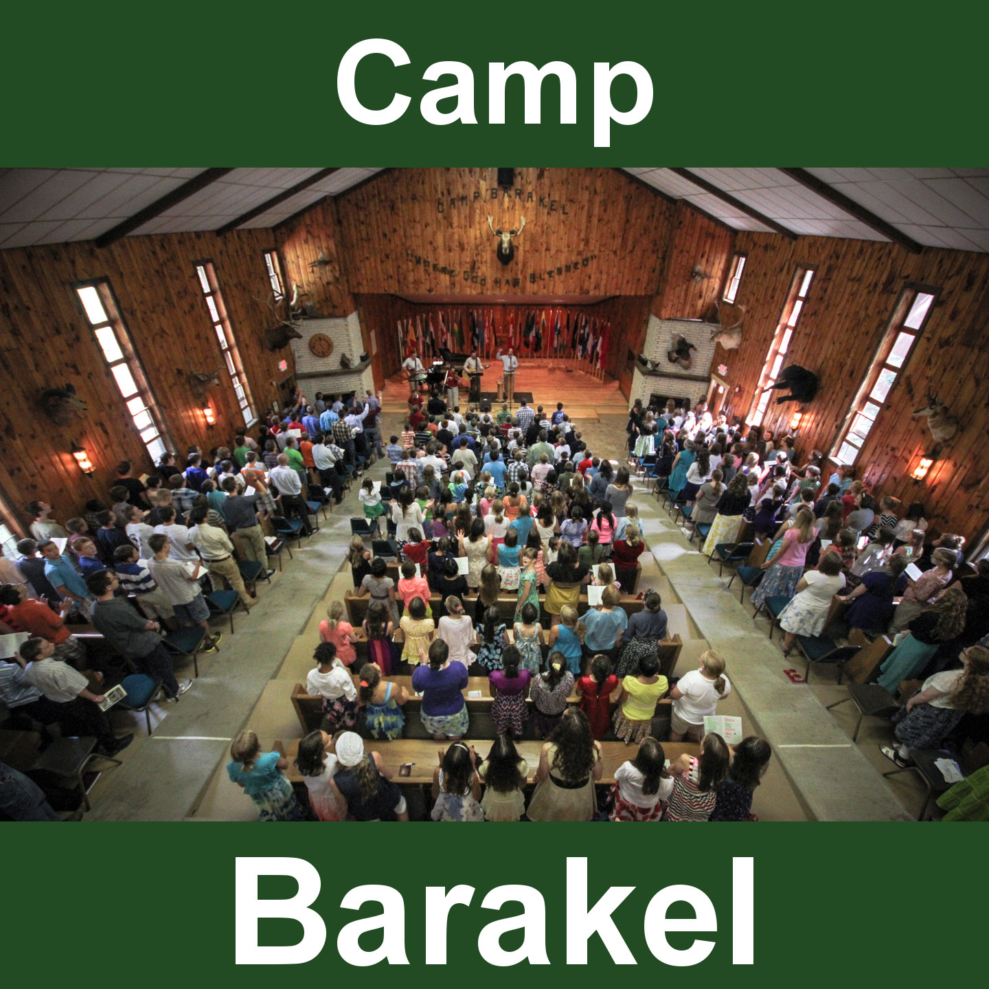 Camp Barakel Chapel Podcasts