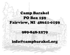 Camp Barakel - Fairview, Michigan